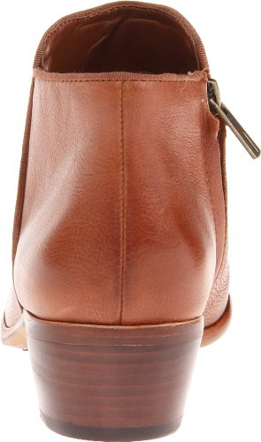 Sam Edelman Womens Petty Leather Boot Saddle Leather