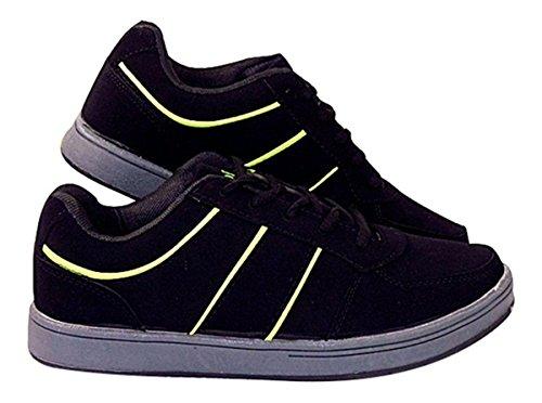 Patinador Sapatos Arte Tênis Botas Sapatos De Schnürer Homens Novos 552 Patinador EwwxptqZ