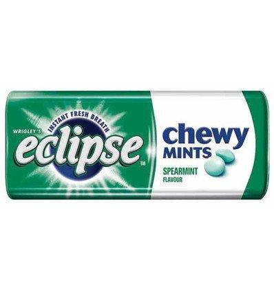 Wrigley Eclipse Chewy Spearmint Mints 27g x 20