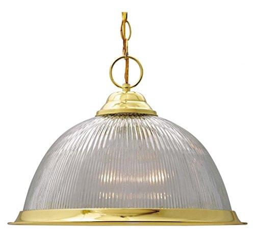 Prismatic Dome Pendant Light - 6