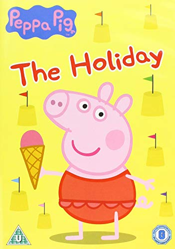 Peppa Pig - The Holiday (Vol 19) - Pig Dvd Papa