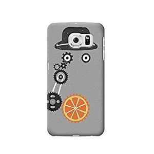 A Clockwork Orange S6 Case, Galaxy S6 Case,Custom Protect Slim Fit Hard PC Case Cover for Samsung Galaxy S6