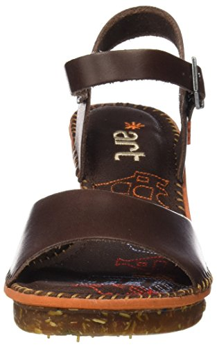 Vachetta Marrón De Art Para Brown Tobillo amsterdam brown Mojave Con 0325 Mujer Brown Sandalias Correa ZwnxBp