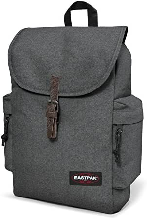 Eastpak Austin Mochila, 42 cm, 18 L, Gris (Black Denim): Eastpak ...