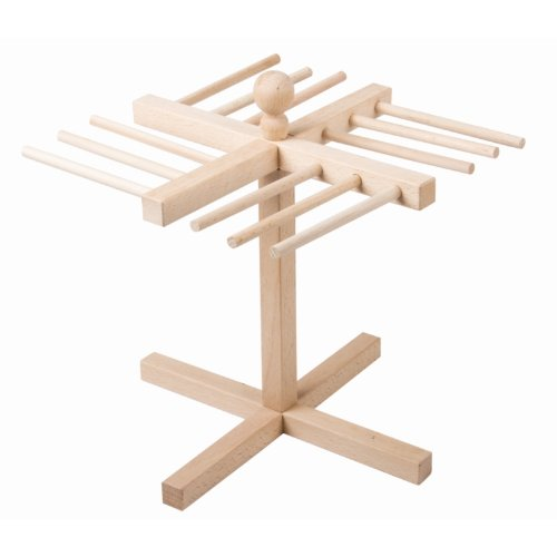 Pasta Dryer Stand Wooden. 330(h)x 300(w)mm. Non Branded