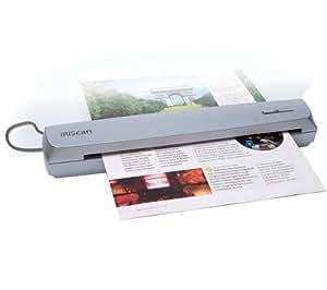 I.R.I.S. Scan Express 3 Alimentación de hojas 600 x 600DPI Gris - Escáner (215 x 355 mm, 600 x 600 DPI, Alimentación de hojas, Gris, CIS, USB 2.0)