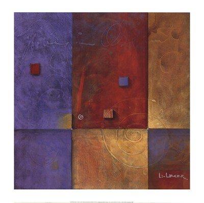 Water Garden II by Don Li-Leger - 27.5x27.5 Inches - Art Print Poster