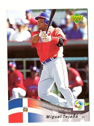 - 2006 Upper Deck World Baseball Classic WBC - BALTIMORE ORIOLES Miguel Tejada