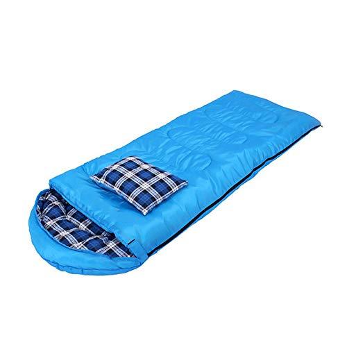 WLIXZ Schlafsack, Umschlag Leichte Tragbare Unten Baumwolle, Ideal Für 4 Saison Reisen, Camping, Wandern Und Outdoor-Aktivitäten, 220  75 cm