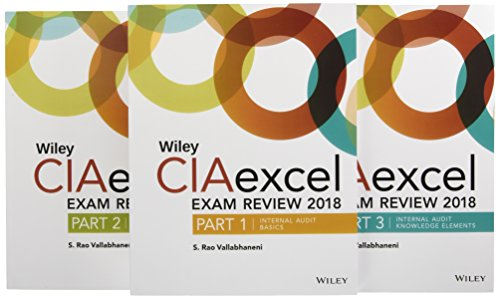Wiley CIAexcel Exam Review 2018 Set