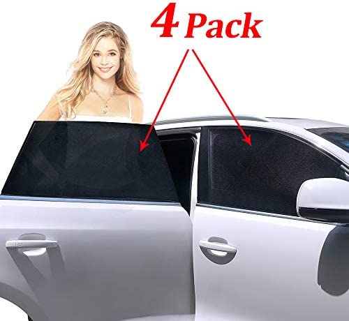 Amdrfo Pack Window Shade Protects