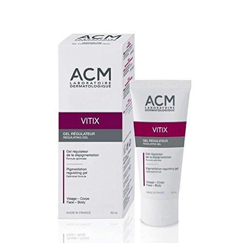 Buy Acm Laboratoire Vitix Gel Repigmentation Vitiligo Skin 50ml Vitiliginous Skin Treatment Beauty Skin Online At Low Prices In India Amazon In