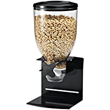 Zevro KCH-06152 Indispensable Professional Dry Food Dispenser, Single Control, Stainless Steel,
