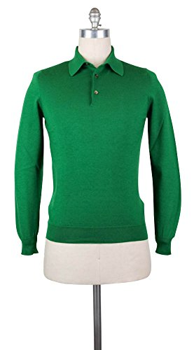 New Svevo Parma Green Sweater Medium/50 by Svevo Parma