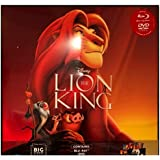 "The Lion King Big Sleeve Edition Blu ray & DVD 12"" Art Cards"