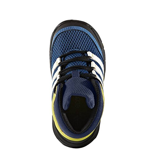 adidas AX2 MID I - Botas de treckingpara niños, Azul - (AZUMIS/BLATIZ/AZUBAS), 27