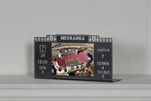 henson-metal-works-university-of-nebraska-jumbotron-replica-picture-frame