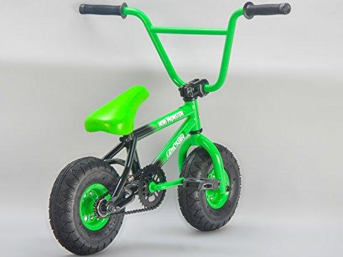 Rocker BMX Mini BMX Bike iROK+ MINI Monster GREEN RKR by Rocker BMX (Image #2)