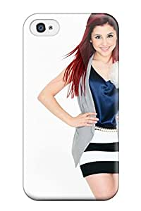Sanp On Case Cover Protector For Iphone 4/4s (ariana Grande)