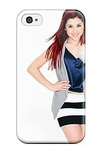 Premium [wSpIZDZ5144wposU]ariana Grande Case For Iphone 4/4s- Eco-friendly Packaging