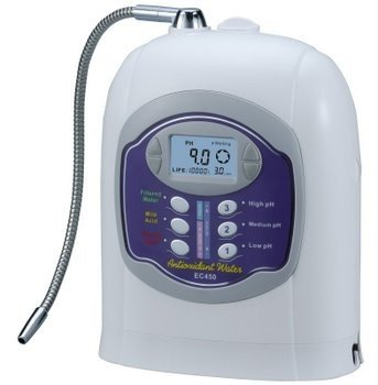 EC Series Model EC450 Alkaline pH Water Ionizer