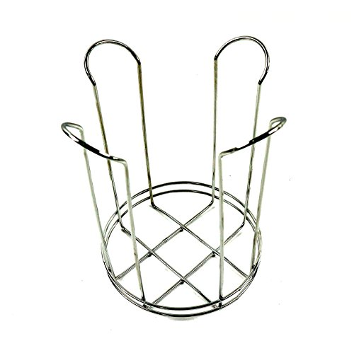ARTWIR Small Stainless Steel Wire Safe Bowl Stacking Rack Dish Organizer Storage by ARTWIR