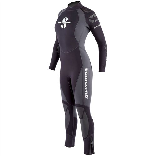 ScubaPro Everflex Steamer Womens 7/5mm (Pro Diving Wetsuit)