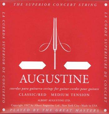 【半額】 AUGUSTINE B00A77V52S RED SET×12セット オーガスチンクラシックギター弦 AUGUSTINE RED レッド B00A77V52S, 06XY:03070b04 --- arianechie.dominiotemporario.com