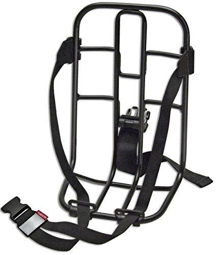 KlickFix Bike bag accessories Rixen & Kaul Vario Rack black by KlickFix