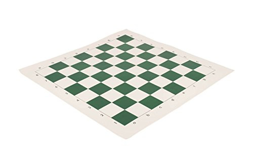 (The House of Staunton Regulation Vinyl Tournament Chess Board - 2.5