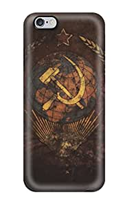 Top Quality Communism Man Made Other Case For Iphone 6 Plus / Wonderful Case