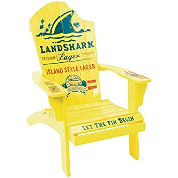 Margaritaville Outdoor Adirondack Chair, Landshark