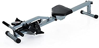 HOMCOM Rowing Machine Cardio Rower Workout Fitness Body Tonner Home Gym Training