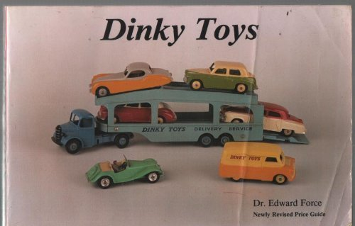 Download Dinky Toys by Edward Force (1989-01-03) pdf