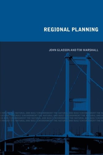 Regional Planning (Natural and Built Environment Series)