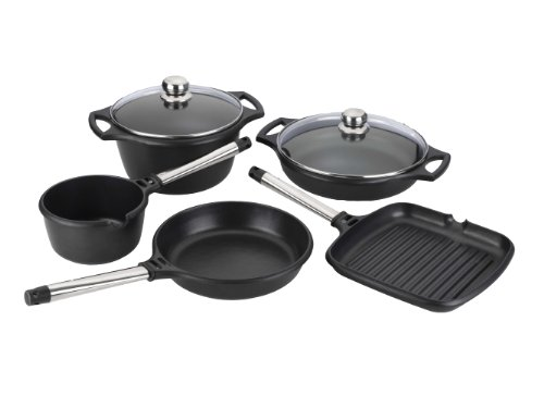 Fagor 7-Piece Cast Aluminum Cookware Set