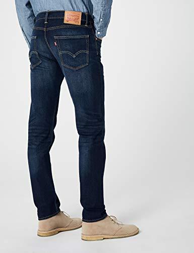1d73243af7a Levi's Mens 502 Regular Taper Fit Jeans Blue Size 34 Length 32 (Us ...