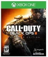 Call of Duty Black Ops III Hardened Edition Xbox One by ACTIVISION: Amazon.es: Videojuegos