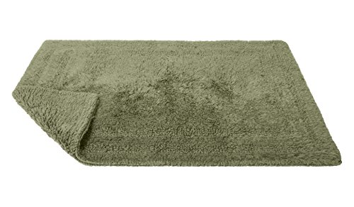 Moss Green Traditional Rug - 9