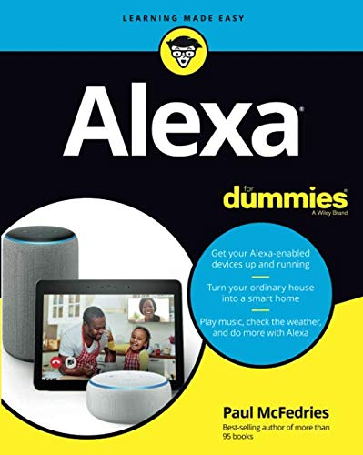 alexa for dummies book