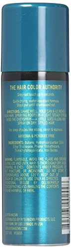 Root-Concealer-Rita-Hazan-Touch-Up-Spray-Dark-Brown-Cover-up-Gray-2oz