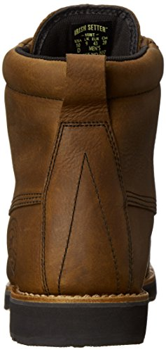 Irish Setter Men's 807 Wingshooter 7'' Upland Hunting Boot,Dark Brown,10.5 D US by Irish Setter (Image #2)