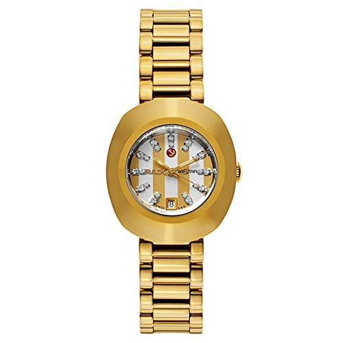 Rado Original de las mujeres reloj automático r12416804: Amazon.es: Relojes