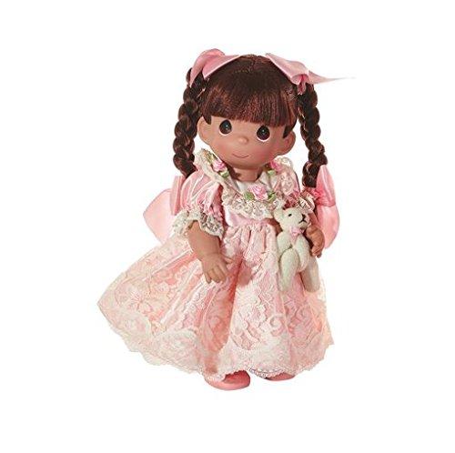 "Precious Moments Spice Brunette Doll, 12"""
