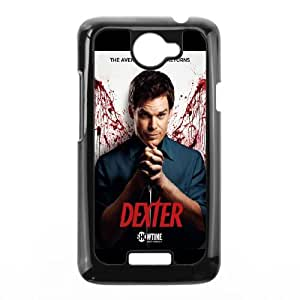 Dexter Blood HTC One X Cell Phone Case Black 8You235843