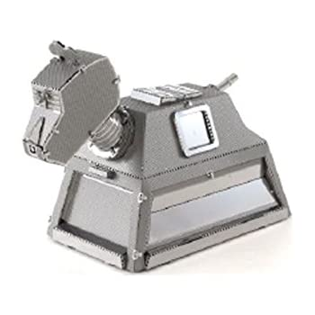 Fascinations Metal Earth Doctor Who K-9 3D Laser Cut Model