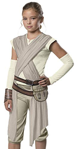 Rubie's Star Wars: Forces of Destiny Deluxe Rey of Jakku Child's Costume, Large -