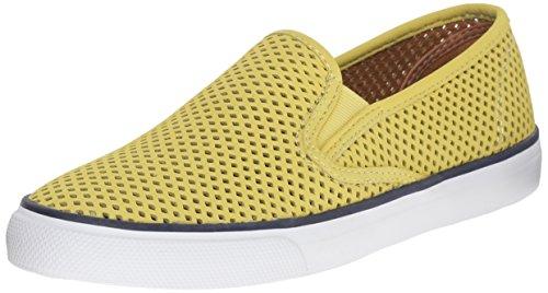 Sperry Top-Sider Damen Seaside Fashion Sneaker Gelb