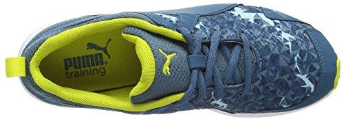 Puma Evader XT Graphic Wn's - zapatillas deportivas de material sintético mujer azul - Blau (blue coral 01)