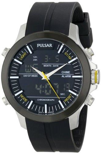 Analog Pulsar Digital - Pulsar Men's PW6001